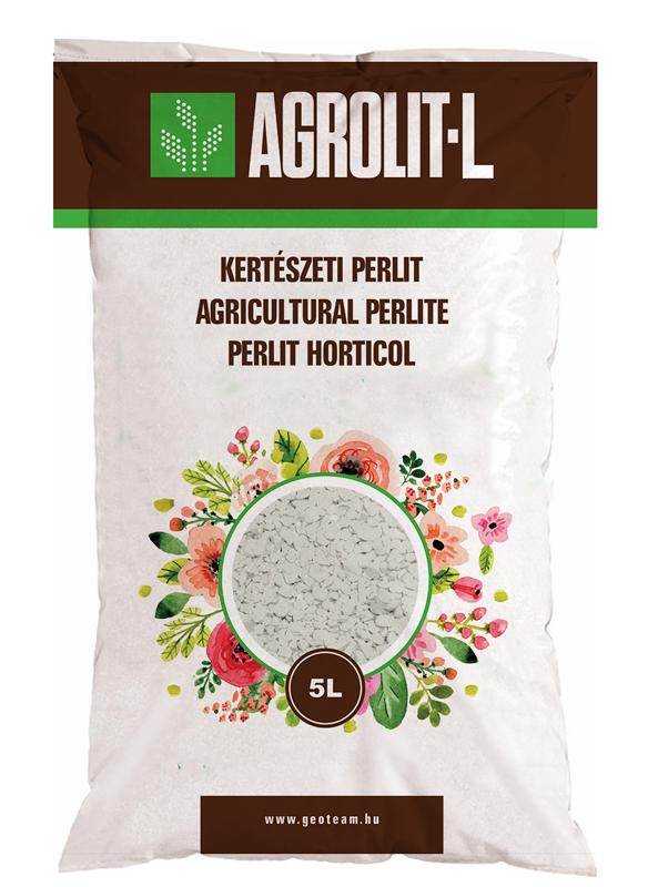 Perlit kertészeti - AGROLIT-L