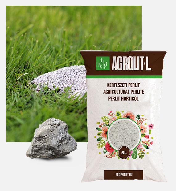 Kertészeti perlit - AGROLIT
