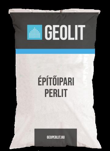 GEOLIT építőipari perlit választék
